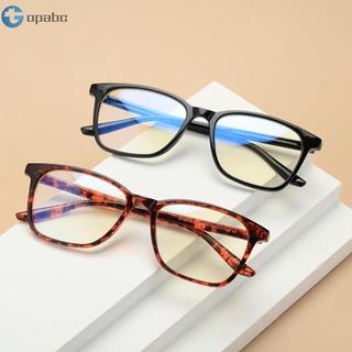 📞TOP💻 Vision Care Blue Light Blocking Cut UV400 Eye Eyestrain Computer Glasses Lightweight Retro Frame with Spring Hinges Nerd Reading Gaming Glasses Eyewear Unisex Glasses