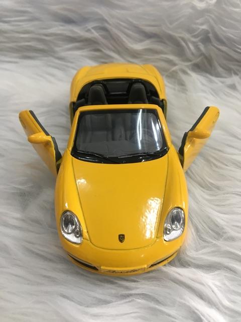 Xe mô hình Porsche Boxster S tỷ lệ 1:36
