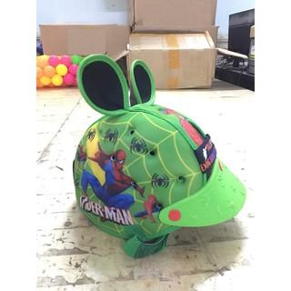 Nón bảo hiểm cho bé tập đi - Mũ bảo hiểm đi nắng cho trẻ - Nón bảo hiểm thumbnail