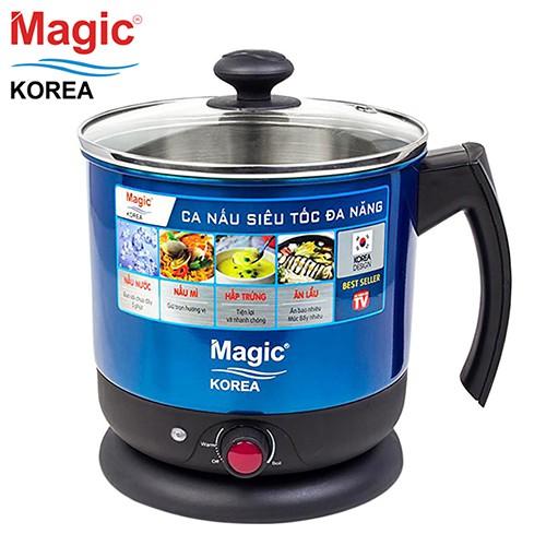 [Mã ELMA300 Giảm 10% đơn 250K]Nồi Nấu Siêu Tốc Đa Năng Magic A07 (1,8 lít)