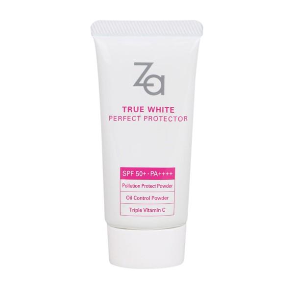 Sữa chống nắng dưỡng trắng da - True White Ex Perfect Protector 30ml - Za