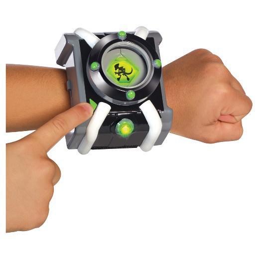 Đồng hồ Ben 10 cho bé (kèm 3 thẻ bài)