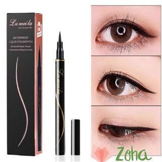 Kẻ mắt Lameila bút dạ kẻ mắt siêu mảnh kẻ viền mắt