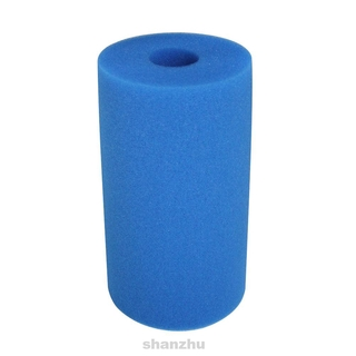 Pool Filter Foam Practical Washable Swimming Durable Summer Column For Intex Type B