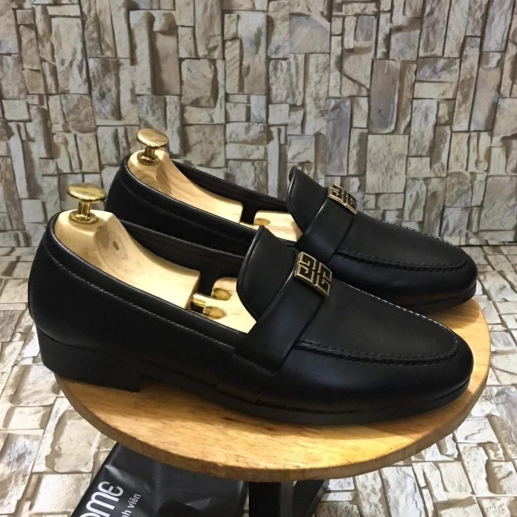 [GIÁ HỦY DIỆT][TẬN XƯỞNG]Giày nam kiểu hàn quốc phom mới đế cao