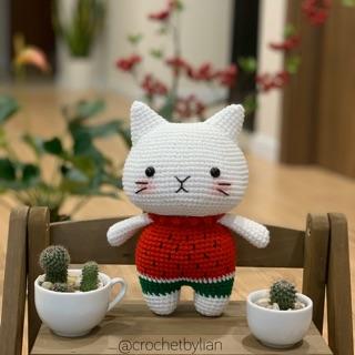 Mèo dưa hấu 🍉 – Suika the cat hainchan