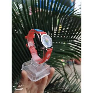 Đồng Hồ Điện Tử Dễ Thương Cho Bé - LHBV đồng hồ đeo tay hình búp bê