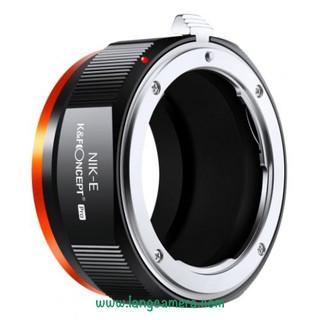 Ngàm chuyển ống kính Nikon AI-Nex Pro Hiệu K&F Concept