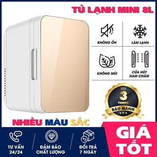 [SALE SỐC] Tủ lạnh mini 8L dùng trên xe oto hoặc gia đình