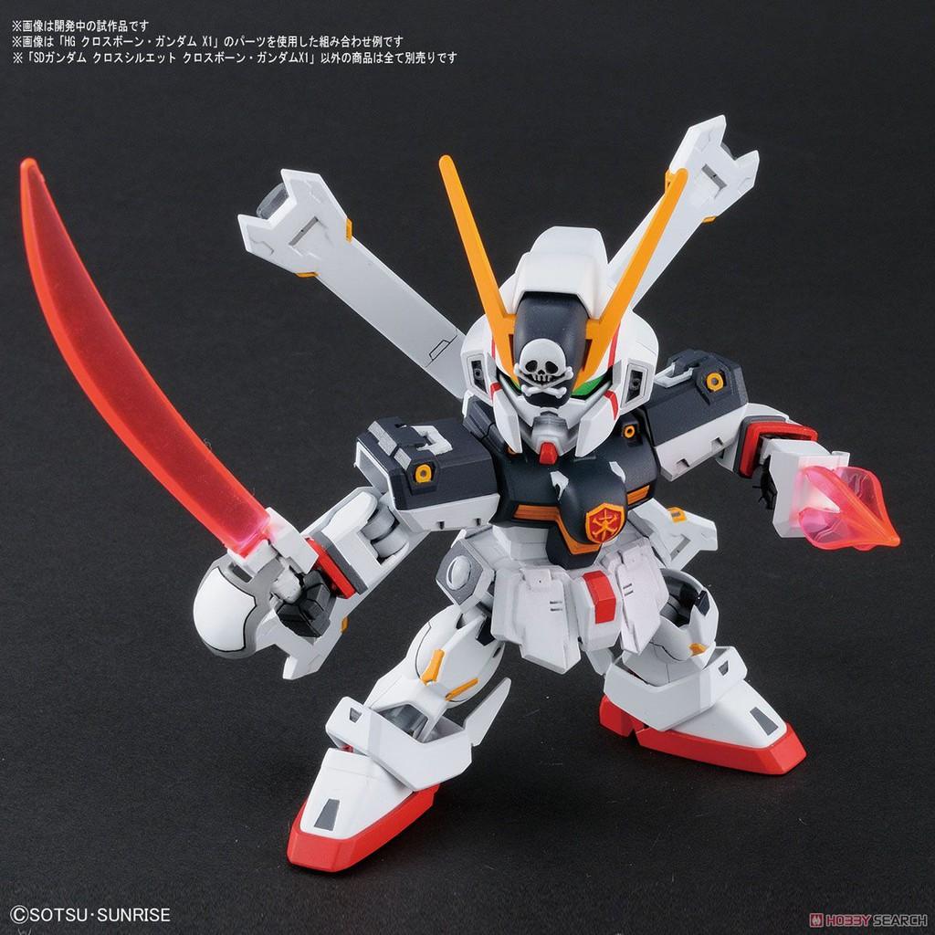 Mô hình lắp ráp SDCS Crossbone Gundam X1 Cross Silhouette