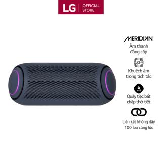 Loa Bluetooth Di Động LG Xboomgo PL7 - Hàng Chính Hãng - Màu Xanh Đen thumbnail