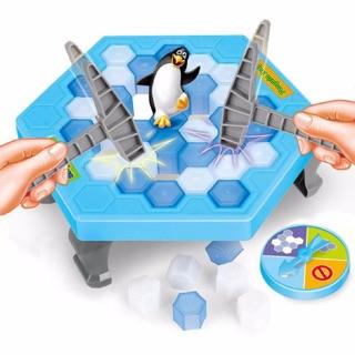 Trò chơi bẫy chim cánh cụt