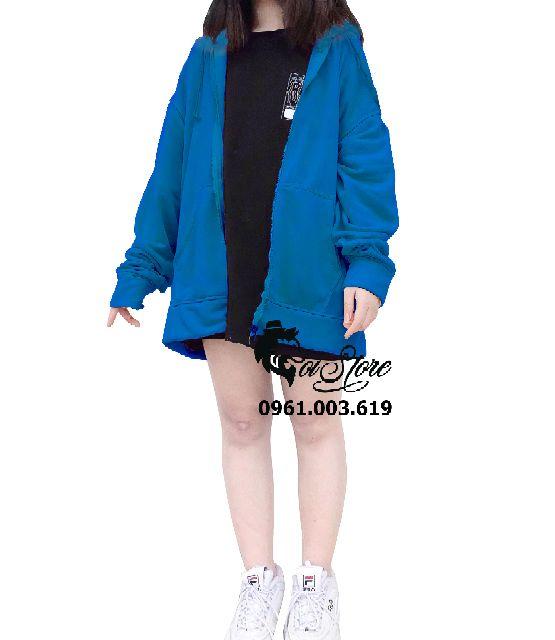 Áo khoác chống nắng 40-100kg nam/nữ bigsize chất nỉ
