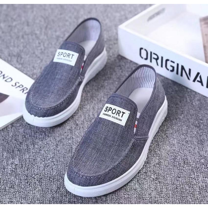 Giày Lười - Giày Vải Nam XIUXIAN GR 11