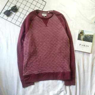 [2hand] Áo nỉ Sweater hiệu Next phối lông cừu (Đọc mô tả) thumbnail