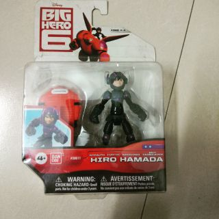 Big Hero 6 Hiro
