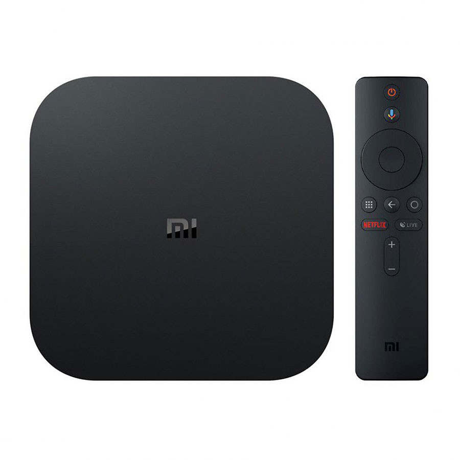 [Bản quốc tế] Android Tivi Box Xiaomi Mibox S 4K (Android 8.1) - Bảo hành 6 tháng - Shop Điện Máy Center