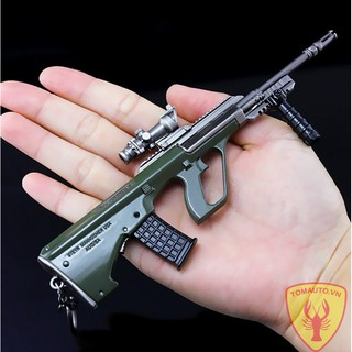 Mô hình súng AUG PUBG 16cm