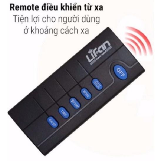 (Remote) Quạt remote đa năng Lifan( tấc cả dòng quạt remote Lifan) (kèm 2 pin)