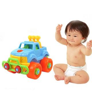 Đồ chơi lắp ráp xe hơi cho bé