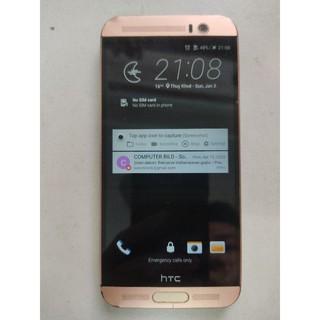 Điện thoại HTC One ME, 2 sim, ram 3g, vân tay 1 chạm nhạy