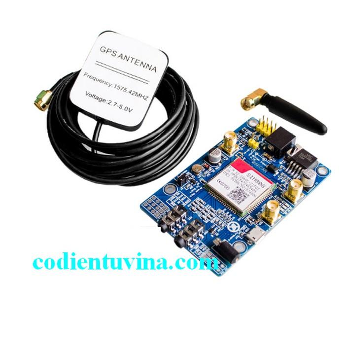 Mạch GSM GPRS GPS SIM808 Tích Hợp Nguồn Xung Và IC Đệm - 3485800 , 1128819895 , 322_1128819895 , 780000 , Mach-GSM-GPRS-GPS-SIM808-Tich-Hop-Nguon-Xung-Va-IC-Dem-322_1128819895 , shopee.vn , Mạch GSM GPRS GPS SIM808 Tích Hợp Nguồn Xung Và IC Đệm