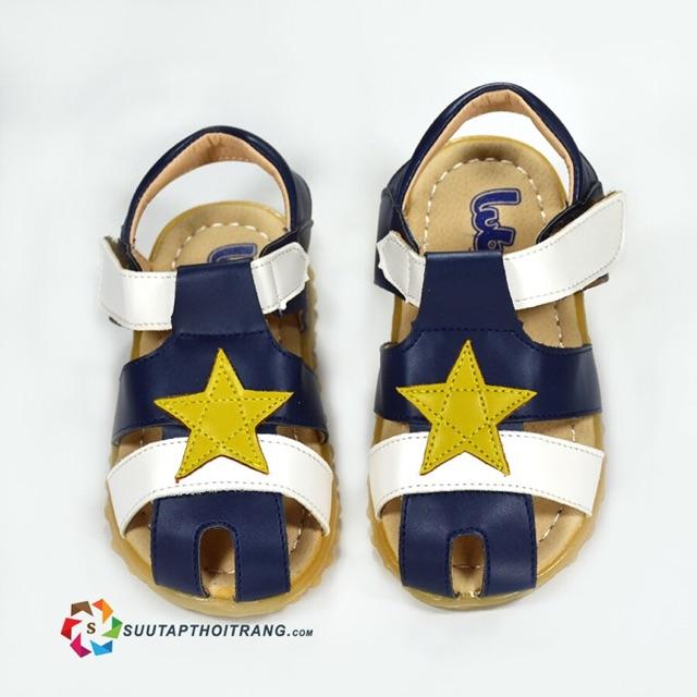 Sandal bé trai hình ngôi sao vàng - 2941286 , 343416736 , 322_343416736 , 160000 , Sandal-be-trai-hinh-ngoi-sao-vang-322_343416736 , shopee.vn , Sandal bé trai hình ngôi sao vàng