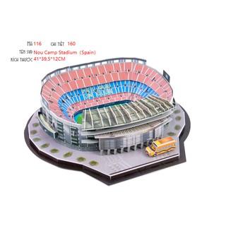 Sân vận động Nou Camp Stadium(Spain)2018