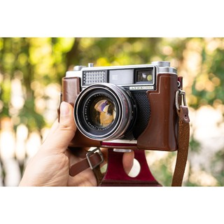 [Sale] Máy ảnh film cổ Yashica LYNX-1000