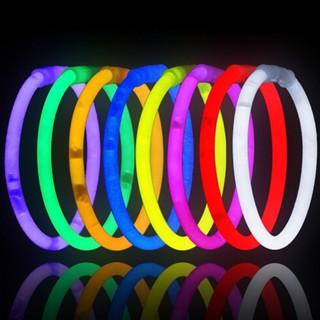 HÀNG có sẵn ! Bộ 100 cái vòng đeo tay phát sáng MSSP JI5594