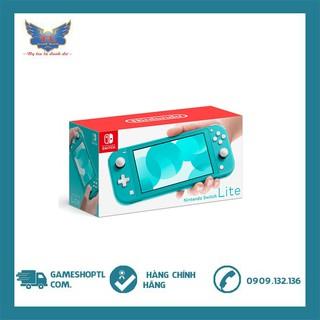 [Mã ELMSHX03 hoàn 6% xu đơn 2TR] Máy Game Nintendo Switch Lite - Màu Turquoise thumbnail