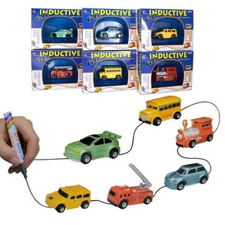 Đồ chơi oto chạy theo đường nét – Đồ chơi xe ô tô chạy theo nét vẽ- Ô tô cảm biến thông minh