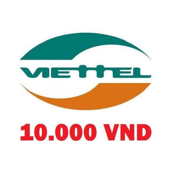 THẺ VIETTEL 10K ( THẺ FULL SERIE )