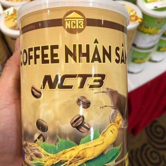 CAFFEE NHÂN SÂM làm quà tết