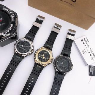 [HOT 2021] Đồng hồ thể thao nam G-SHOCK  MTG1000 Original Kim-điện tử Chống nước 5ATM Viền Thép không gỉ-FULL HỘP THIẾC