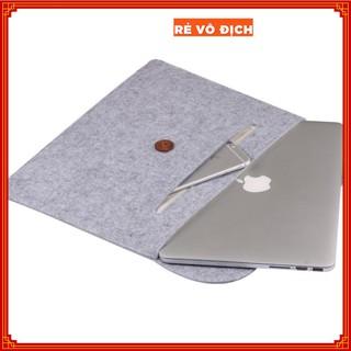 Túi Nỉ Đựng Chống Sốc Macbook, Laptop, iPad Độc Đáo, Nhiều Size Nhiều Màu Đủ Szie 11 inch - 16 inch. thumbnail