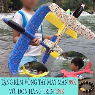 [GIÁ CỰC SỐC] Máy bay xốp size 35cm cùng trẻ phát triển