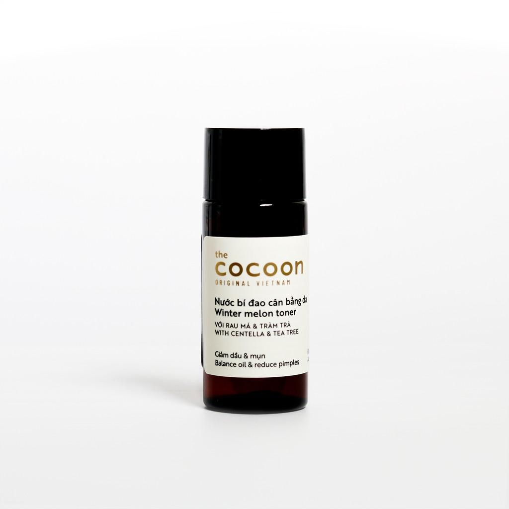 [Mã FMCGM60 - 10% đơn 250K] Toner nước bí đao cân bằng da Cocoon 15ml (phiên bản trialsize)