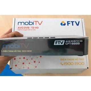 đầu thu T2 mobitv FTV xem miễn phí hàng chính hãng tặng anten