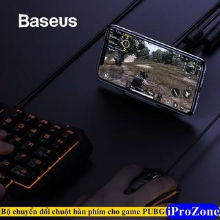 Thiết bị chuyển đổi Bàn phím và chuột cho game PUBG chính hãng Baseus Gamo mobile adapter GA01 thumbnail