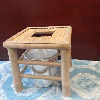 Bộ ghế xông sau sinh