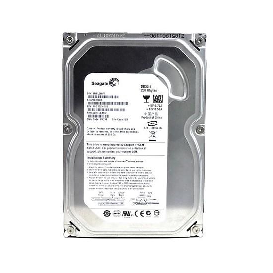 Ổ Cứng HDD 250GB - Seagate/ Sam Sung/ Toshiba/ Hitachi/ Western - Tháo Máy Đồng Bộ - Sức Khỏe Tốt