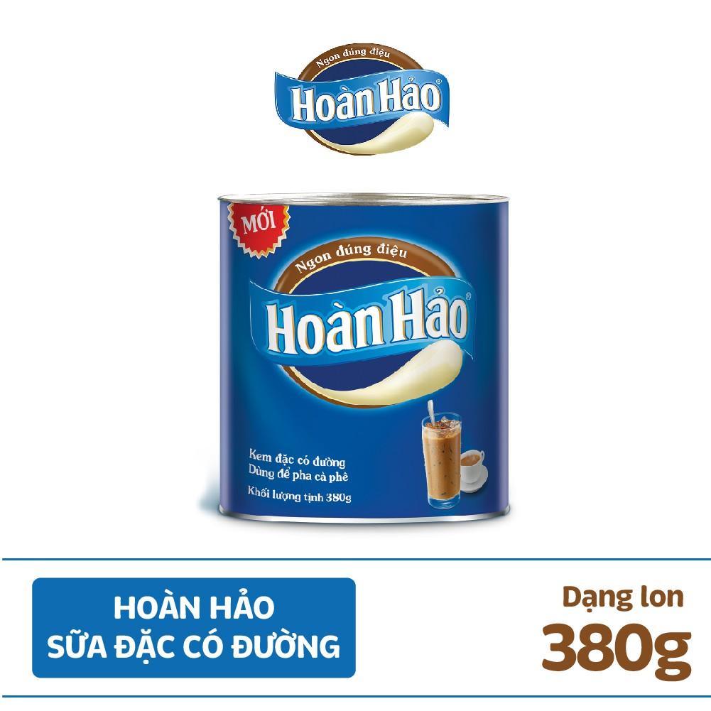 Sữa đặc Hoàn Hảo lon 380g