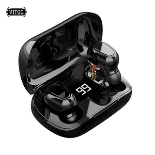 Tai nghe Vitog Bluetooth không dây L21 Pro 5.0 âm thanh trầm cho điện thoại thông minh