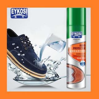 Bình xịt giày chống thấm nước EYKOSI 250ml - chai xịt nano bảo quản giày đa năng