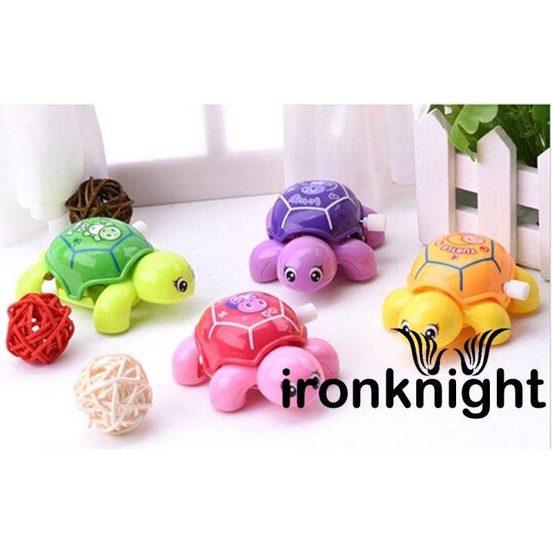 ♪~Funny Toys Baby Toys Mini Clockwork Tortoise Children Cute Turtle Animal Toys