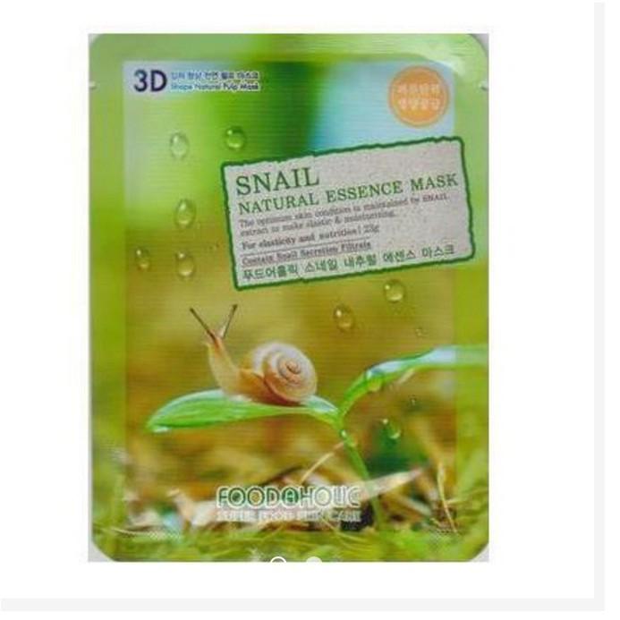 Mặt nạ 3D Foodaholic: Ôc sên, Sâm, Collagen, Cà chua, Lựu, Trà xanh - 3040932 , 522970030 , 322_522970030 , 10000 , Mat-na-3D-Foodaholic-Oc-sen-Sam-Collagen-Ca-chua-Luu-Tra-xanh-322_522970030 , shopee.vn , Mặt nạ 3D Foodaholic: Ôc sên, Sâm, Collagen, Cà chua, Lựu, Trà xanh