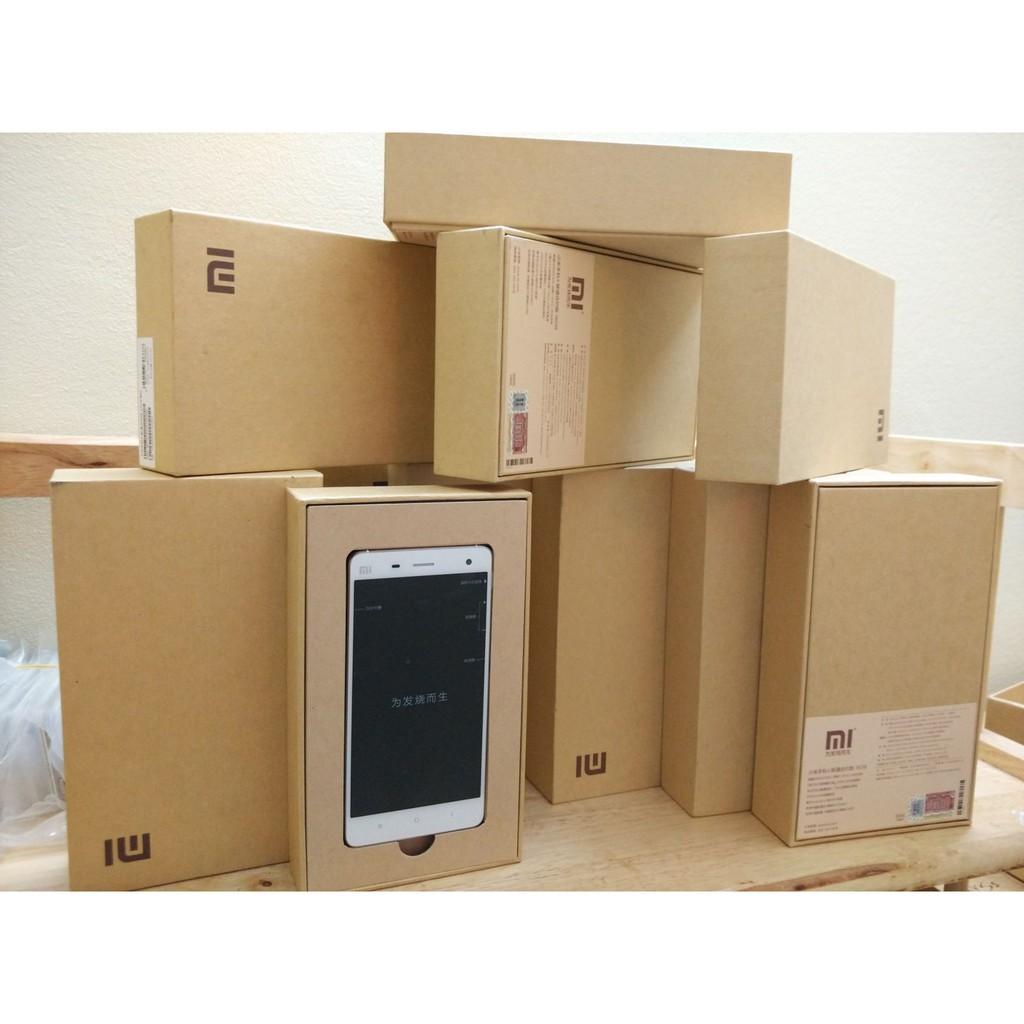 Điện thoại Xiaomi Mi4 LTE Ram 3GB, Rom 16GB + Tặng cường lực (BH 12 tháng)