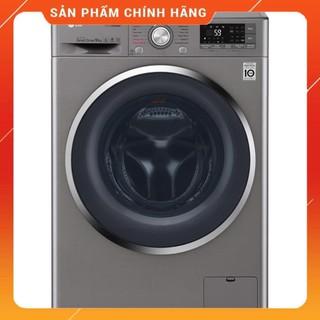 [Hỏa tốc 1 giờ] [FreeShip] Máy giặt sấy LG Inverter 9kg FC1409D4E, Hàng chính hãng - Bảo hành 24 tháng
