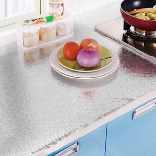 [Giá Huy diệt] cuộn giấy bạc dán bếp cách nhiệt chống thấm_đồ dùng nhà bếp thumbnail